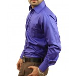 Indigo Men Formal Shirt
